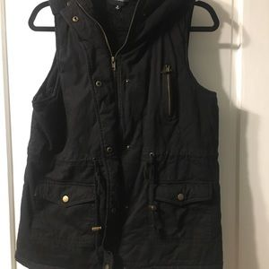 Zenana zip up vest